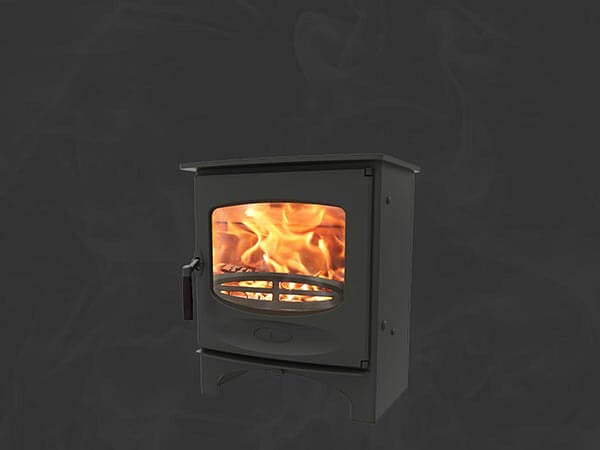 5kw wood stove - Scarlett fireplaces