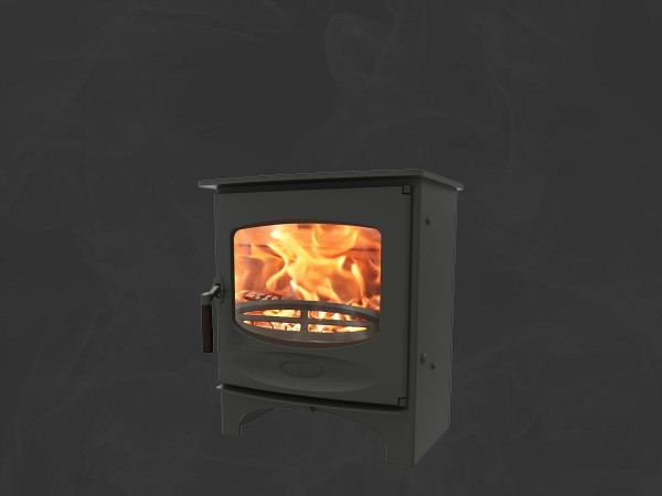 Charnwood C Five wood stove low stand